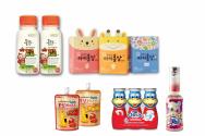 영양성분과 캐릭터 만족시킨 프리미엄 어린이 건강음료 인기