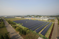강북아리수정수장 태양광 발전소