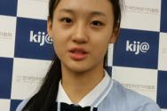 신세대 무용수 김현아 학생