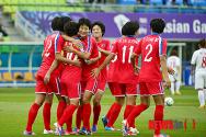 북한 여자축구