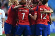 여자 축구