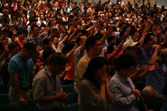 169개국 한인 선교사들, 축제의 장 열다 'KWMC' 개막