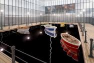 레안드로 에를리치의 '대척점의 항구'