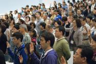 <KWMC>정복적 선교와 단절...역사적 휫튼공약 채택