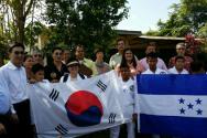 온두라스 태권도선교훈련센터 기공식