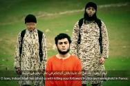 IS 소년 요원의 이스라엘인 살해영상