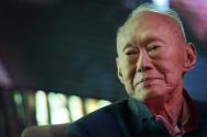 리콴유 싱가포르 초대 총리