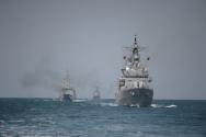 15.3.24 해군 2함대 기동훈련