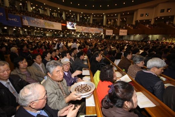 한국기독교총연합회 부활절연합예배