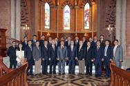 중국 기독교양회 찾은 여의도순복음교회 이영훈 목사