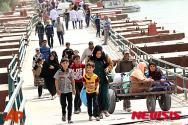 이라크 피난민