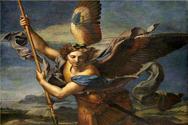 사탄을 무찌른 천사 '성 미가엘'