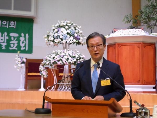 최이우 목사