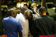 흑인교회 백인 총기난사