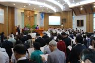 세계교회와 함께하는 2015년 한반도 평화통일 공동기도주일 연합예배
