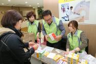 민주평통 탈북민 의료봉사