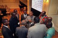 아프리카 UMC 목회자들 / 출처 = UMC