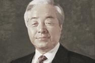 고(故) 김영삼 전 대통령 초상화