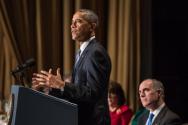(Photo : ) 미국 버락 오바마 대통령. ⓒ백악관 제공