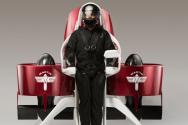 일명 '아이언맨 수트'로 불리는 비행장비 제트팩(jet-pack)
