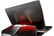 내년 초 출시를 앞둔 에이수스 게이밍 노트북 ROG 브랜드 최신작 'GX700'