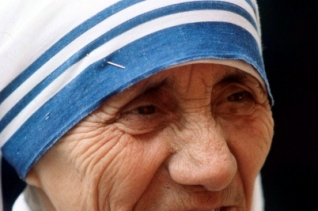 가난한 사람들의 어머니' 故 테레사 수녀(1910~1997)