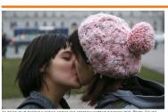 이탈리어 동성애 제즈비언 커플 입양 허용