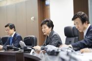 박근혜 대통령 국가안전보장회의(NSC)