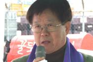 한국기독교교회협의회 정의평화위원회 위원장 윤길수 목사