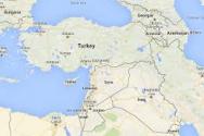 시리아 북부 알레포주(州) 만비즈에 위치한 리틀 런던