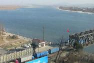 중국국경 압록강철교