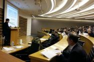 '종교인 과세'를 주제로 한국교회법학회 제16회 학술세미나가 열리고 있다.