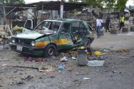 카메룬 자살폭탄테러 자폭테러