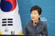 박근혜 대통령 업무보고