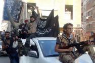 시리아와 레바논에서 활동하는 알카에다 지부 조직 '알누스라 전선'