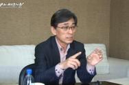 대남선전매체TV에 등장해 발언하고 있는 김국기 선교사.