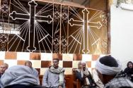 무슬림들로부터 핍박 받는 이집트의 콥트 교인들.