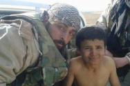 부모 앞에서 아들 참수시킨 IS이슬람국가