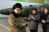 김정은 북한 국방위원회 제1위원장