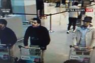 버뤼셀 테러, 자벤템 국제공항 CCTV에서 포착된 용의자들 모습