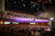 과거 열렸던 선교한국 대회의 모습.