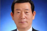 WCBA 신임회장에 선출된 김명규 회장(C채널)
