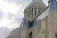 알제리의 교회당 모습.