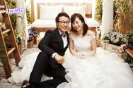 배우 이아린과 남편 조윤혁 목사