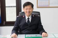 한국구세군 김필수 사령관