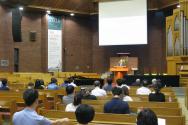 """27일 남서울교회에서는 """"기독지성의 역할: 루이스를 통해 본 한국교회""""라는 주제로 '서울 C.S.루이스 컨퍼런스'가 열렸다."""