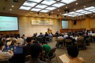 한국교회목회자윤리위원회가 19일 온누리교회에서 발표회를 가졌다.