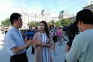 (CTS 사진자료) CTS, '종교개혁 500주년 기념 특집다큐멘터리 루터의 길을 묻다 10월 방영 (1)