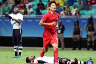 올림픽축구대표팀 류승우