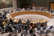 유엔 안전보장이사회 유엔 안보리